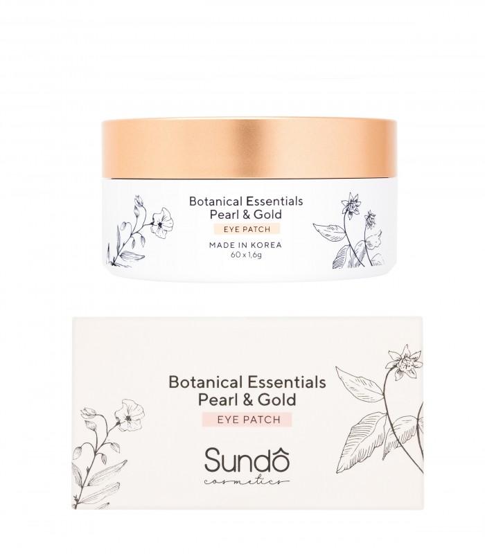 Botanical Essentials Pear & Gold Eye Patch